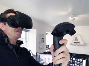 VR is the new black