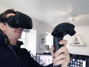 VR er det nye sort